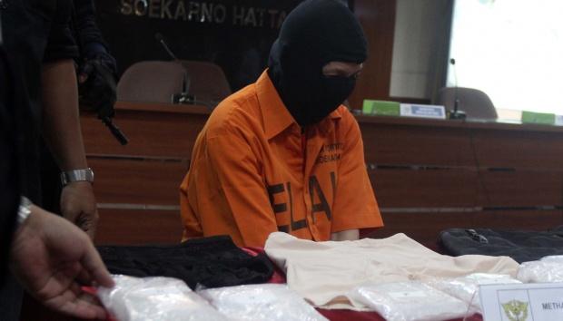 Bawa Sabu, Warga Aceh Utara Ditangkap di Medan
