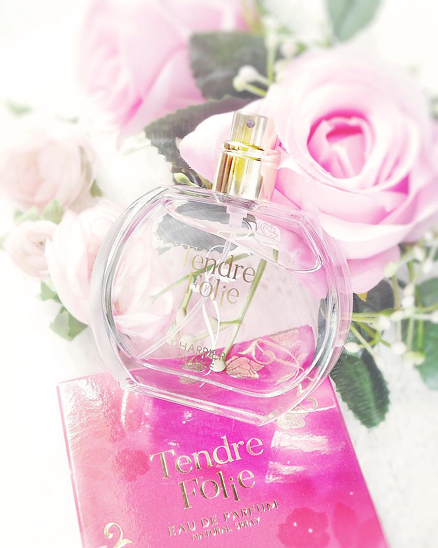 Tendre Folie - Charrier Parfums-France - Eau de Parfum - pareri review