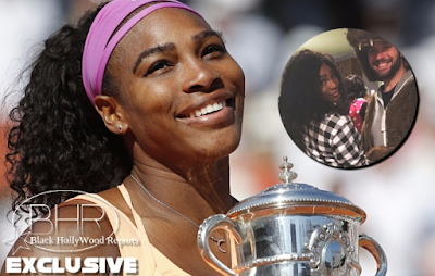Tennis Star Serena Williams Announces Her Engagement To Reddit Cofounder Alexis Ohanian