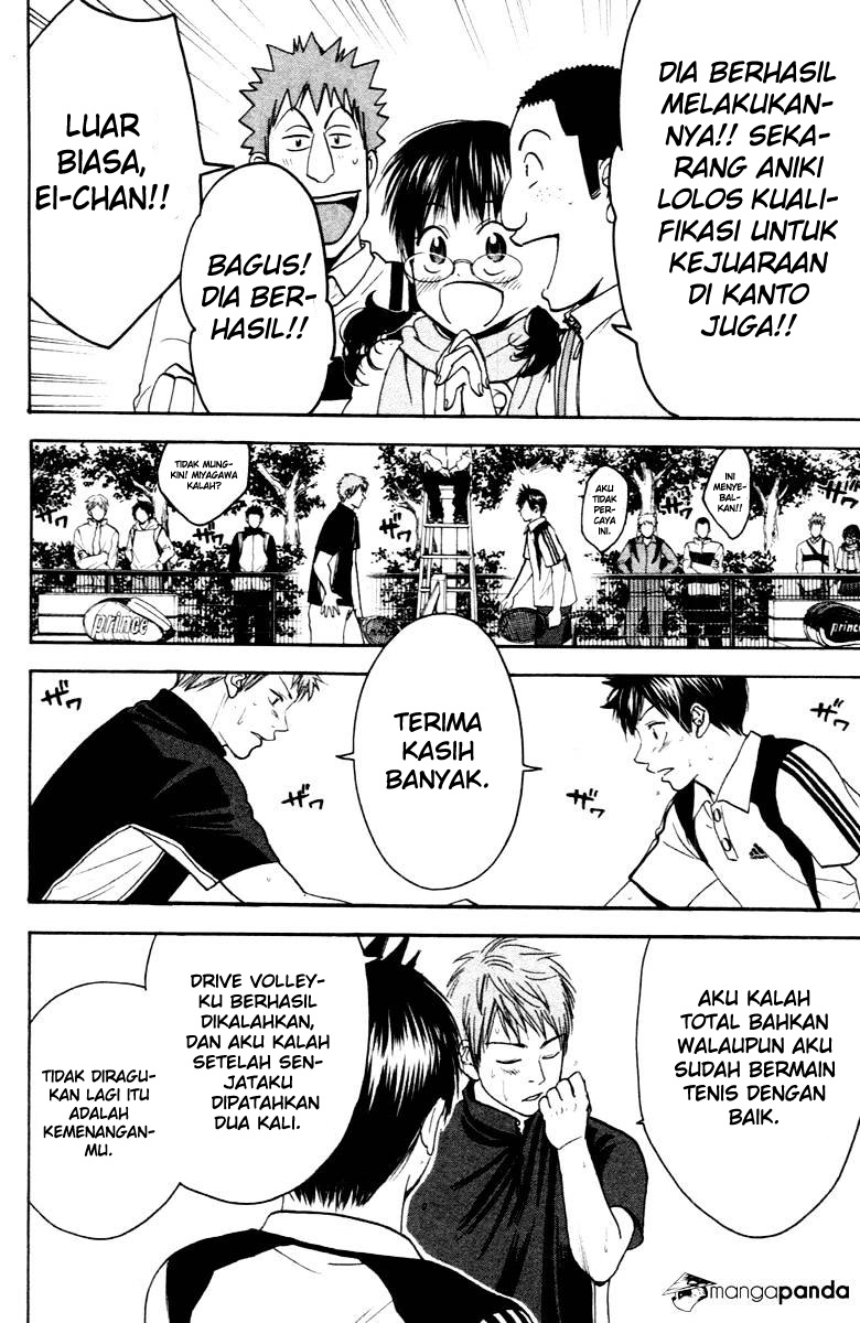 Komik baby steps 111 - chapter 111 112 Indonesia baby steps 111 - chapter 111 Terbaru 6 Baca Manga Komik Indonesia