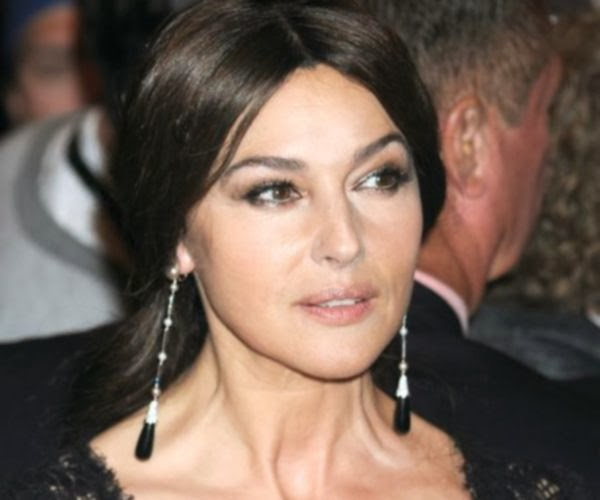 Monica Bellucci On The Novel With Ismailov