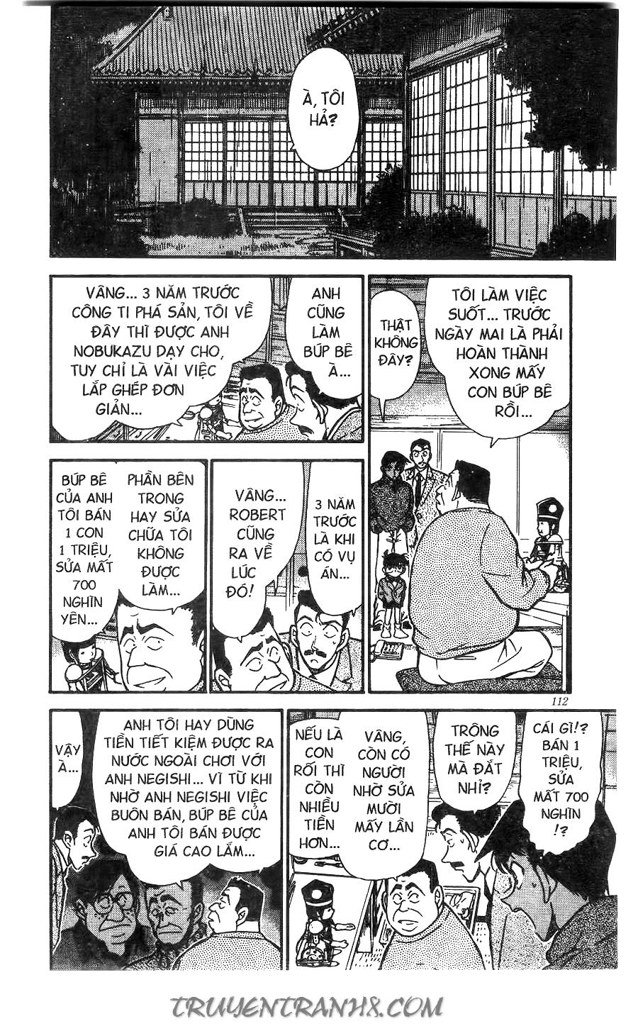 Detective Conan Chap 249 - Truyen.Chap.VN