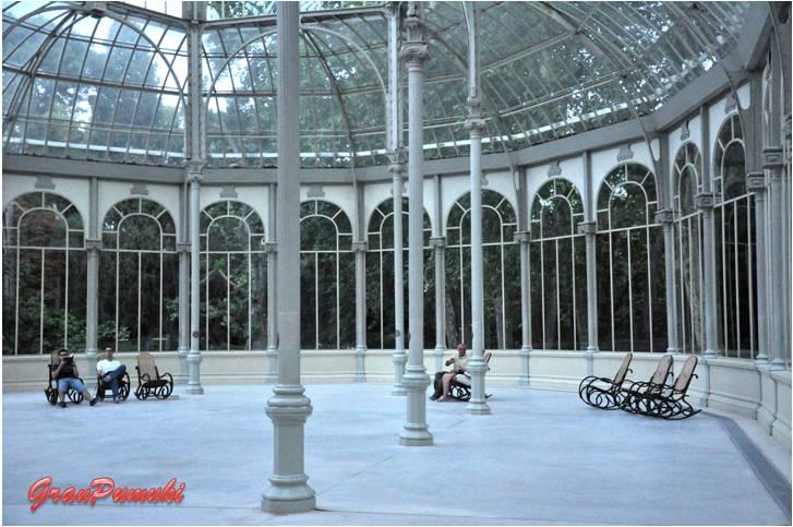 Blog de Viajes: Resumen Viajero 2014, Palacio de Cristal en el Retiro, Madrid