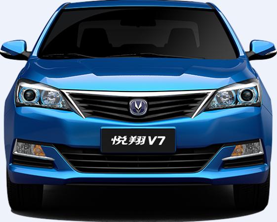 سيارة شنجان V7 2016