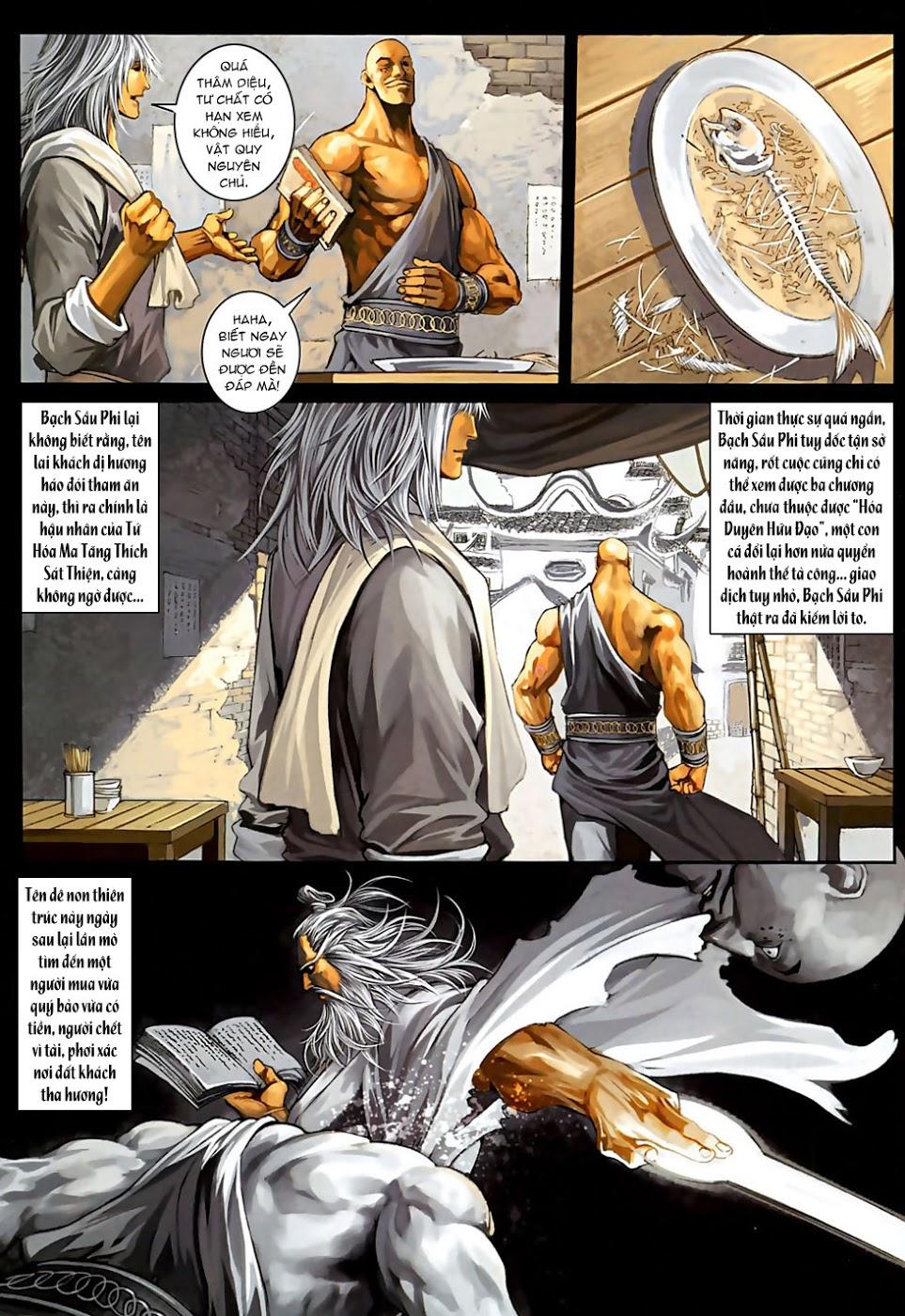 Ôn Thuỵ An Quần Hiệp Truyện Phần 2 chapter 30 trang 9