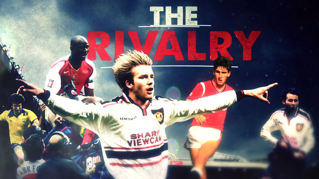 MUFC vs AFC rivalry