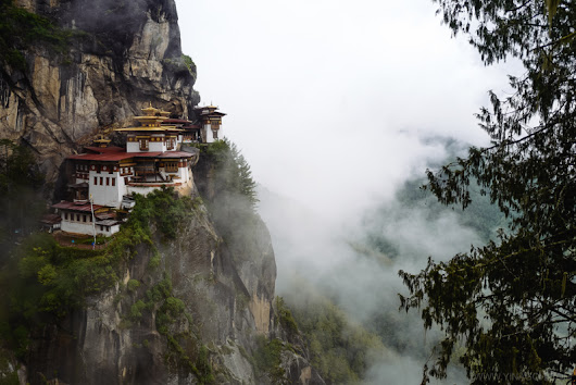 Bhutan June'17: Conquering Tiger's Nest, Punakha & Paro (Part 2)