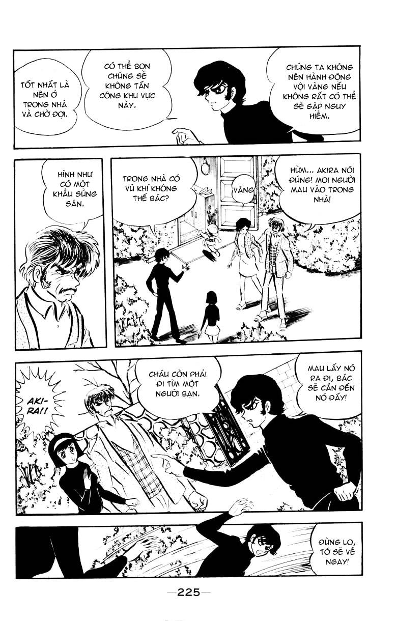 DevilMan chapter 16 trang 25