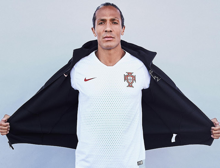 2b1881f5b Portugal 2018 World Cup Away Kit Revealed - Footy Headlines