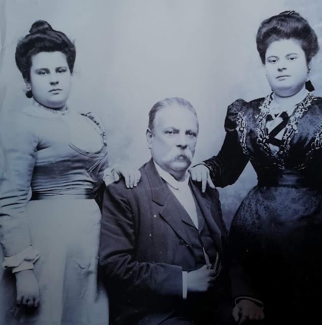 La famiglia Bilotti di Cosenza