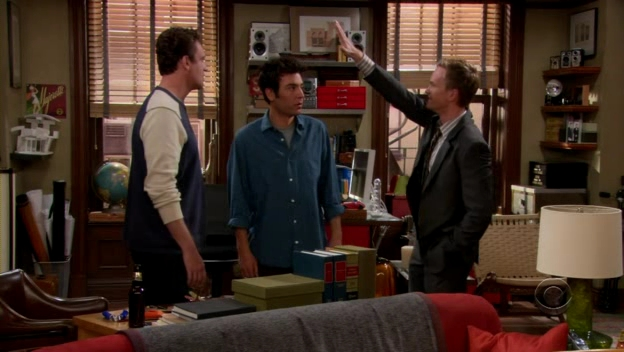 Barney's Special High Fives - Up Top! | How I Met Your