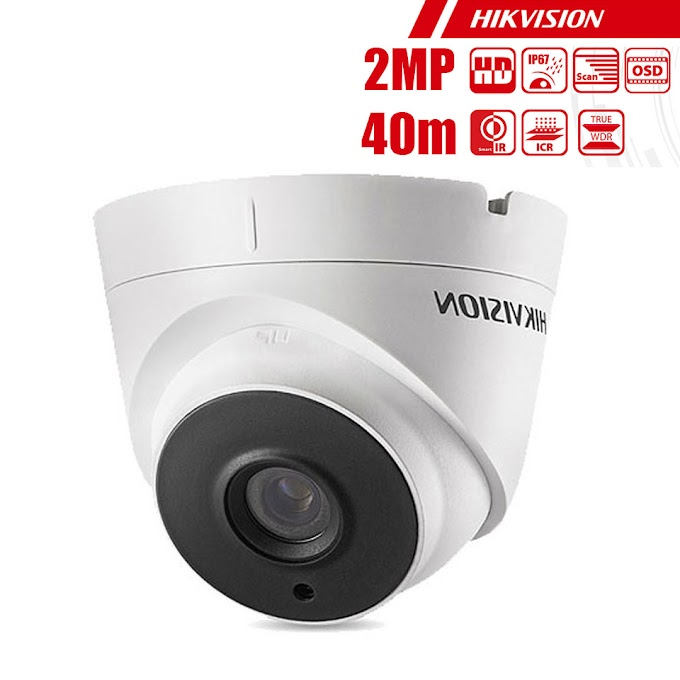 Camera TVI Hikvision DS-2CE56D8T-IT3(2M-40m)