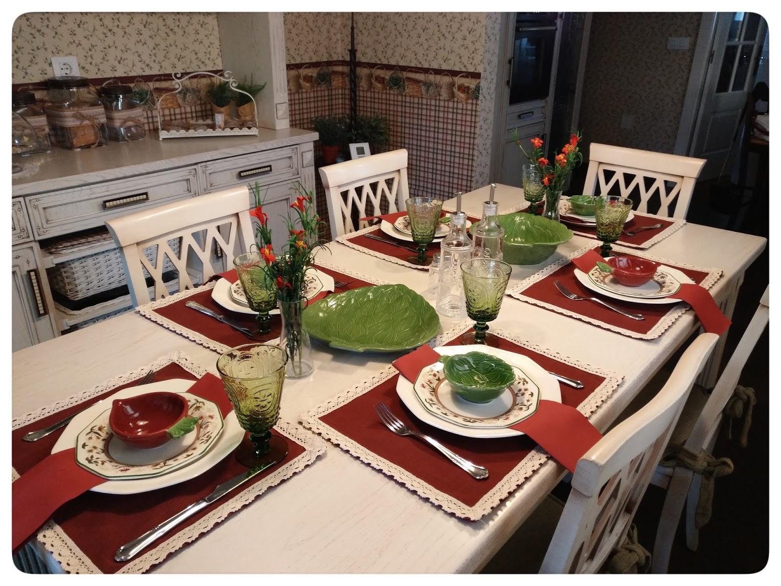 Carmina Sardina Y Su Cocina Mesas Decoradas