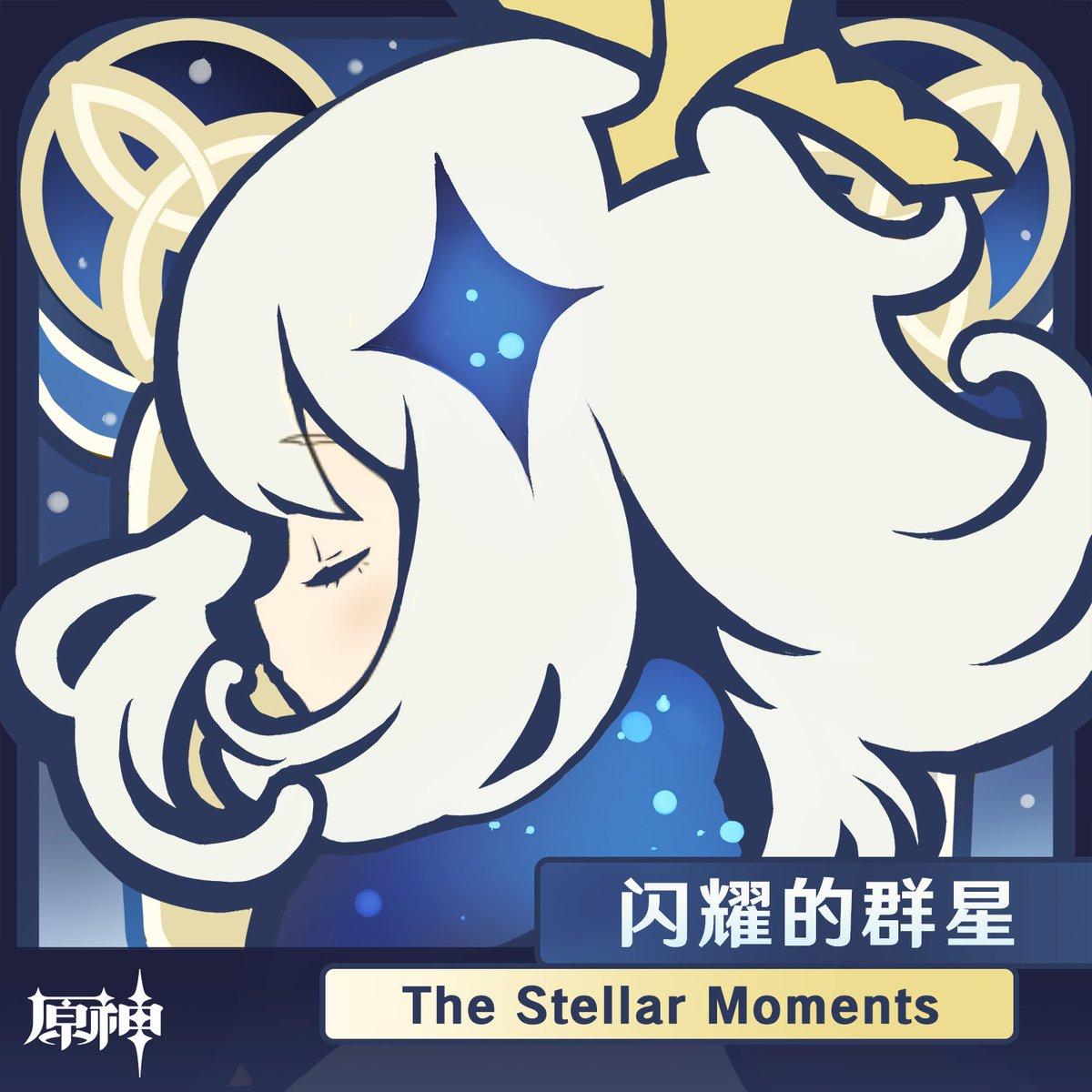 Genshin Impact - The Stellar Moments [2021.02.04+MP3+RAR]