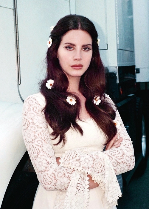 Lyrics de Lana Del Rey