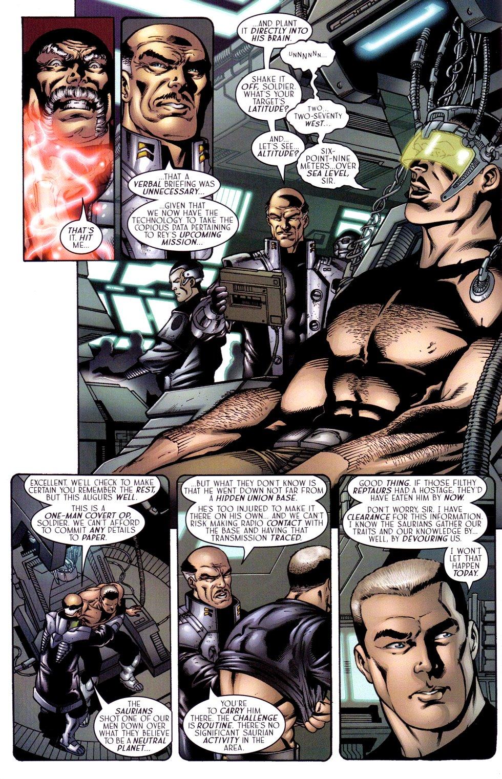 Read online Sigil (2000) comic -  Issue #15 - 8