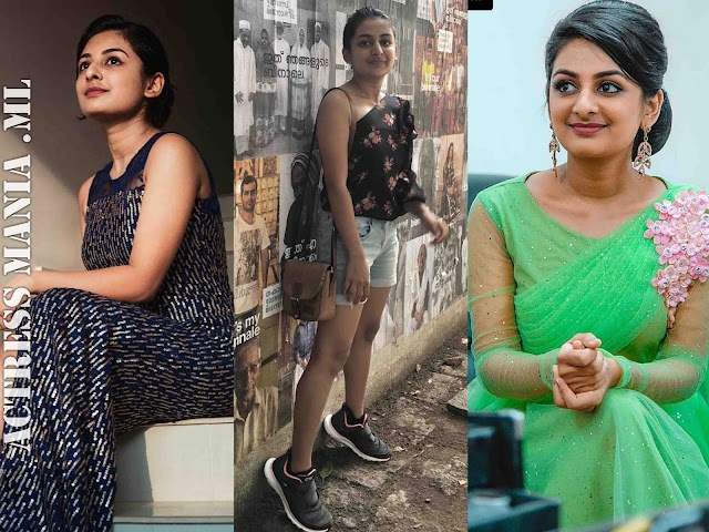 Esther Anil Latest Photos 2019