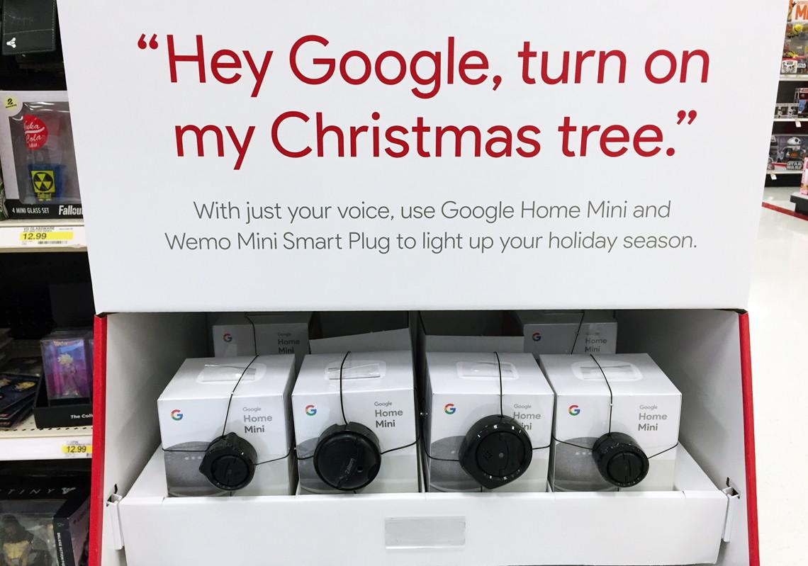 The Target Saver: Target: Google Home Mini- $29.00 (Reg. $49.00)
