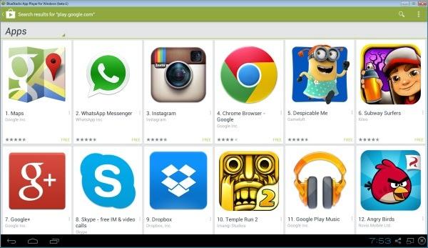 تحميل جوجل بلاي Google Play مجانا