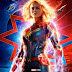 Bright, bold Captain Marvel poster unveiled ahead of second trailer