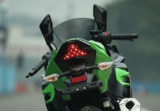 lampu belakang Kawasaki Ninja 250 cc 2018