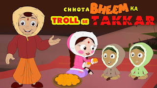 Chhota Bheem Troll Se Takker Hindi Dubbed Download 1080P 11