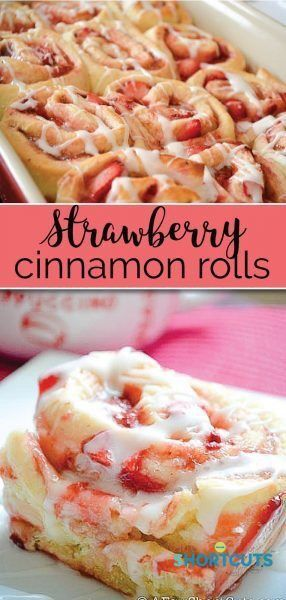 38 Cinnamon Roll Dessert Recipes - #38 #Cinnamon #dessert #Recipes #Roll