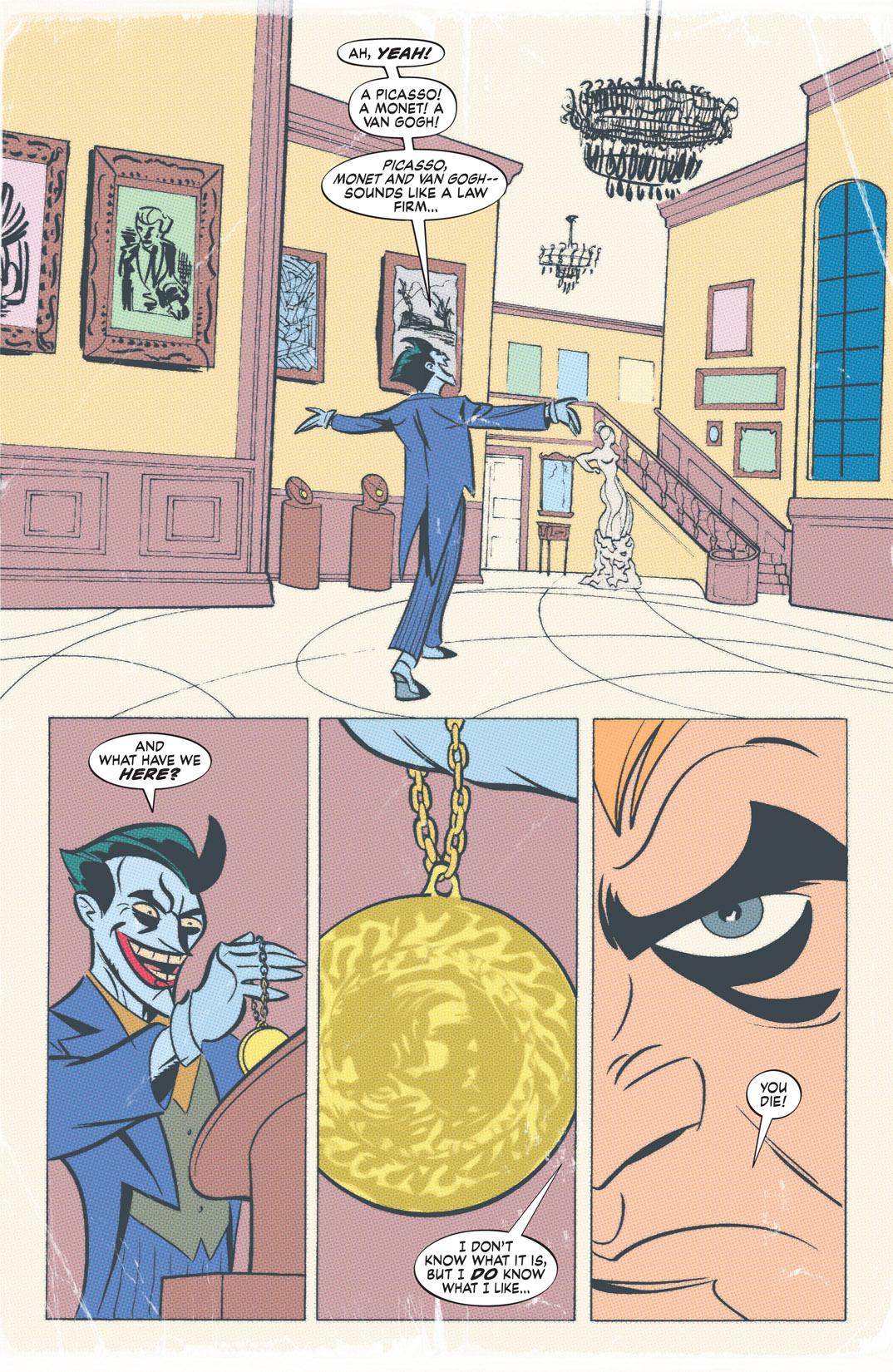Detective Comics (1937) 866 Page 8
