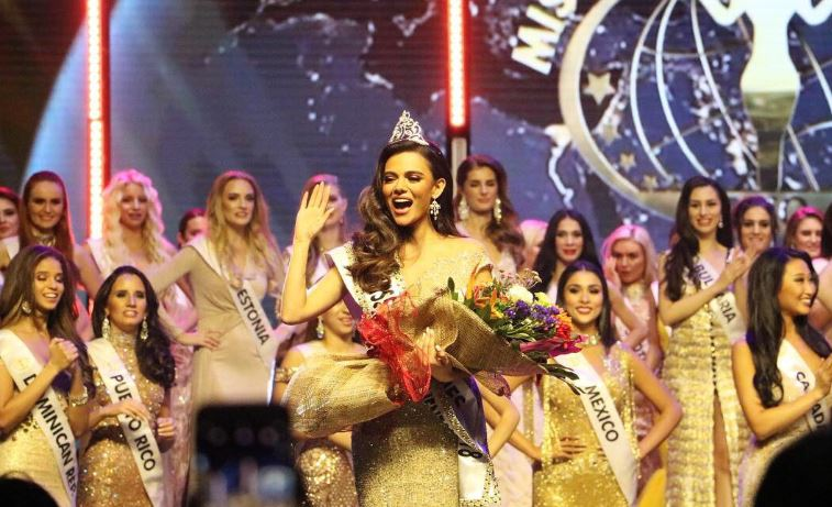 Karen Gallman makes history, wins first Miss Intercontinental title for Philippines