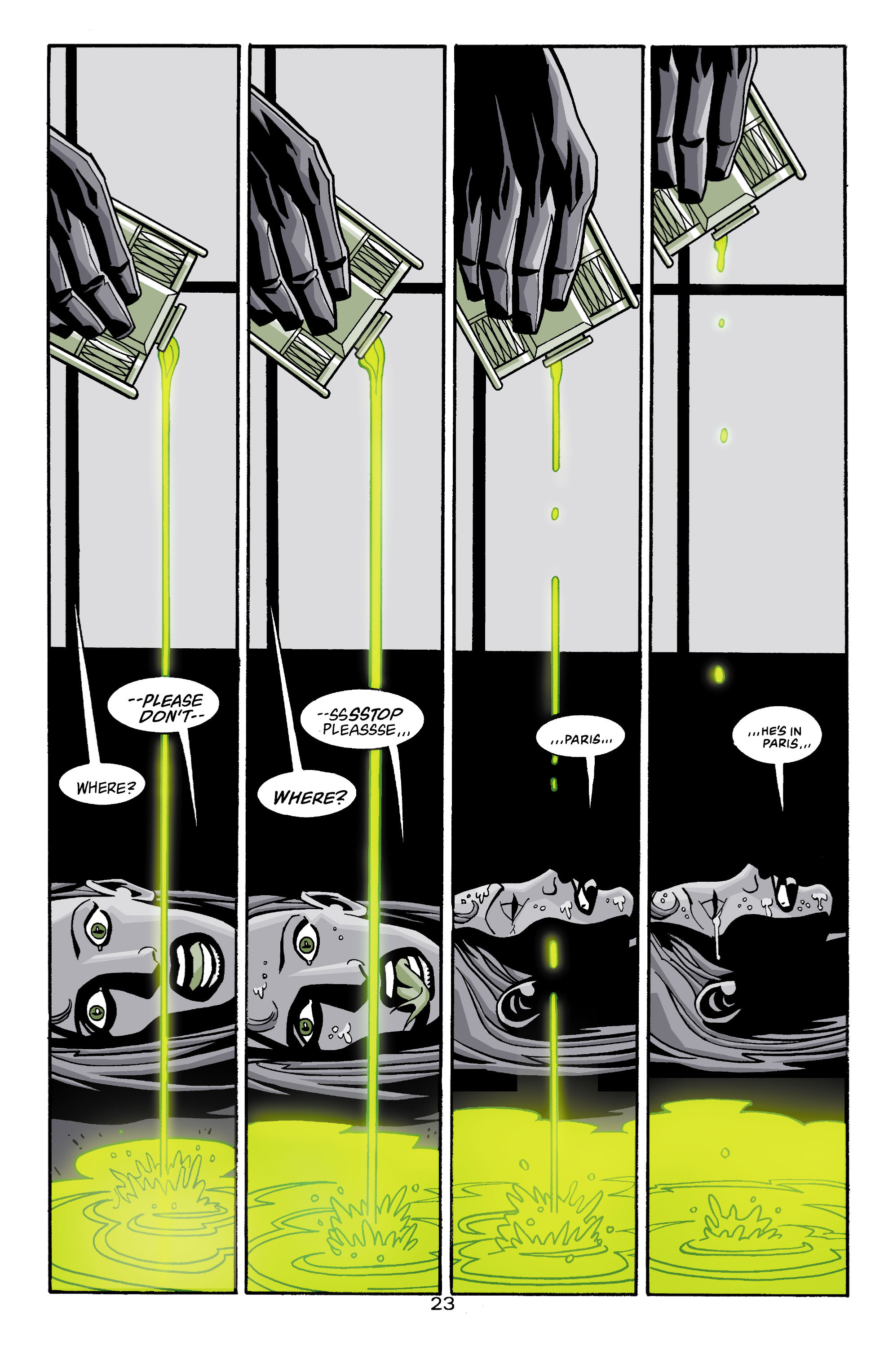 Detective Comics (1937) 750 Page 23