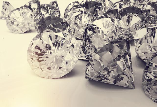 Diamantenproduzenten speichern Lieferkette auf Blockchain