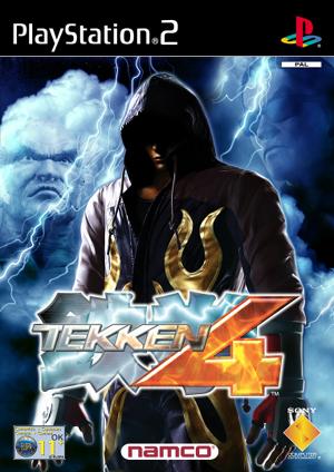 Tekken%2B4 - Tekken 4 | Ps2