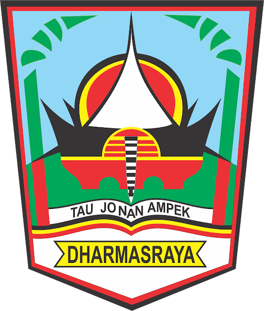 Logo Kabupaten Dharmasraya Vector CDR CorelDraw HD & PNG