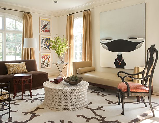 Shannon Bowers Swedish interior design modern eclectic