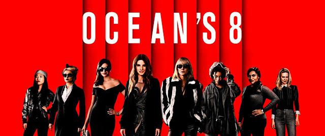Ocean's Eight 2018 Posters