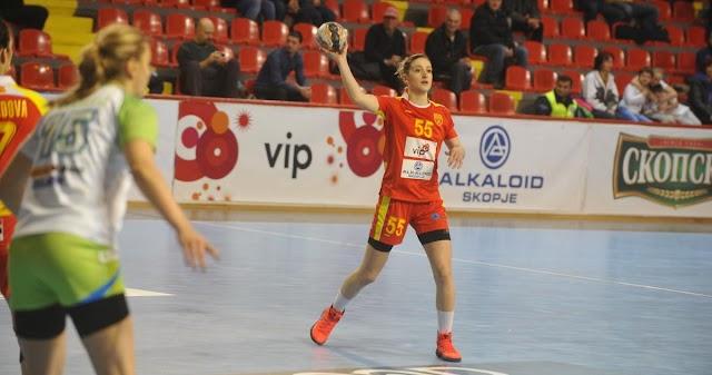Damen Handball: Mazedonien startet heute in Schweden EM Qualifikation