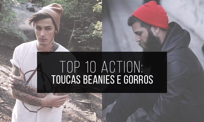 Macho Moda - Blog de Moda Masculina  TOP 10  Toucas Beanies e Gorros ... f5819ceba11