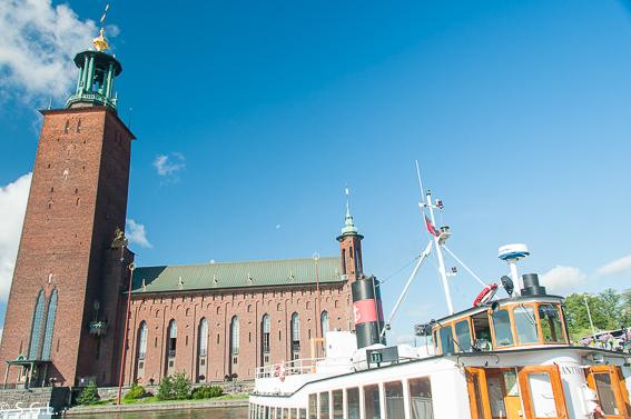 Ayuntamiento de Estocolmo. 7 cosas que no te puedes perder en Estocolmo