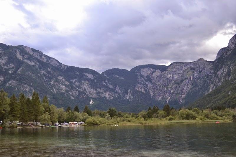 bohinj, lac, Slovénie,  Slovénie,Europe