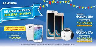 Promo Akhir Tahun 2016 Samsung J5 (6) dan J7 (6) Berhadiah YoYo Bluetooth Speaker