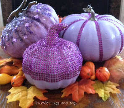 http://www.purplehuesandme.com/2017/10/decorating-pumpkins-with-non.html