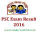 PSC Result 2016 www.Dperesult.Teletalk.com.bd