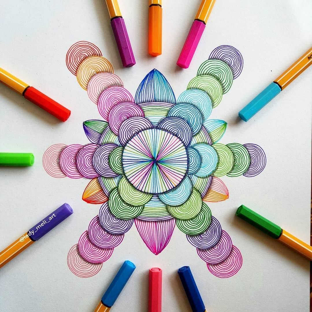 02-Circle-lady-meli-art-Precision-in-Geometric-Mandala-Drawings-www-designstack-co