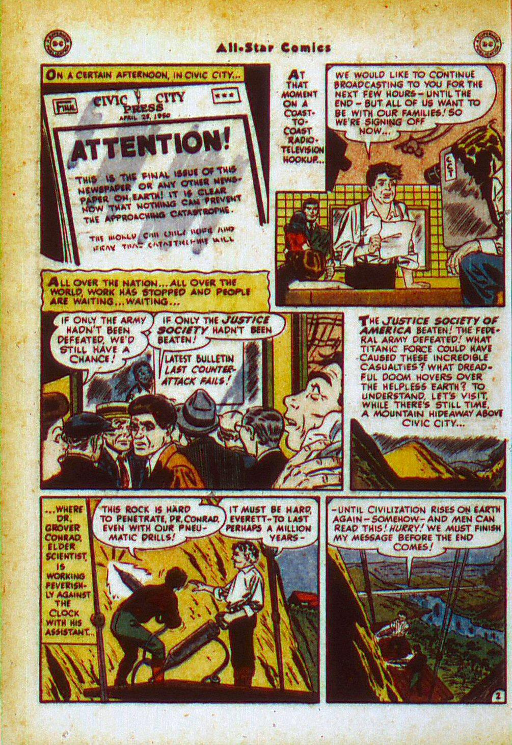 Read online All-Star Comics comic -  Issue #49 - 4