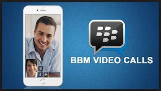 fitur video call bbm versi baru