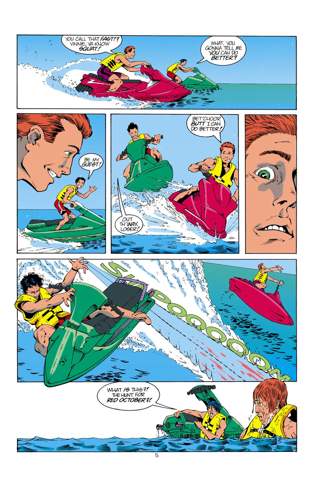 Read online Aquaman (1994) comic -  Issue #1 - 6