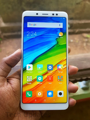 Xiaomi Redmi Note 5 Pro Photo Gallery & First Look