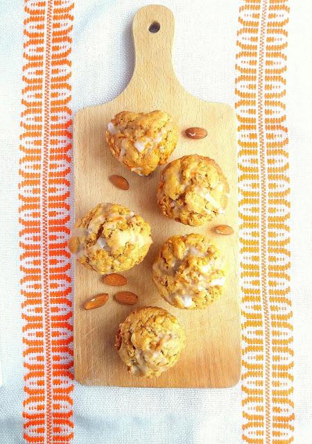 Marchewkowe muffinki / Carrot Muffins