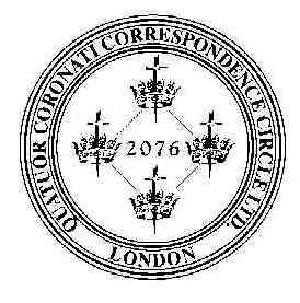 Διεθνές Συνέδριο από την ερευνητική Στοά Quatuor Coronati No 2076
