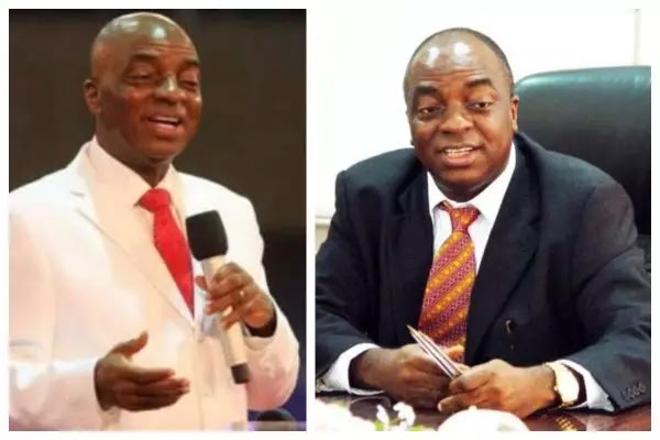 Bishop Oyedepo -- Marriage vows, for better for worse is unscriptural and a curse